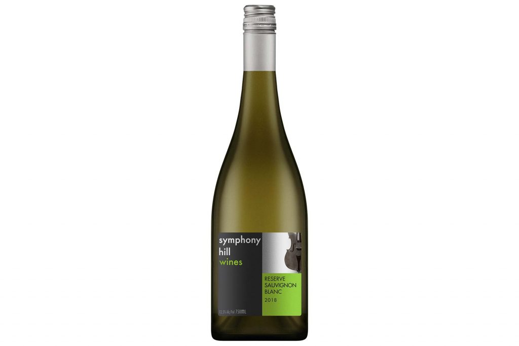 Symphony hill wine 2018 sauv blanc byron bay food experience