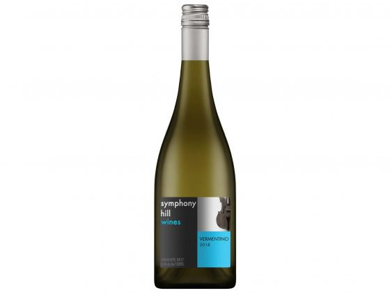 Symphony hill wines 2018 Vermentino byron bay food experience